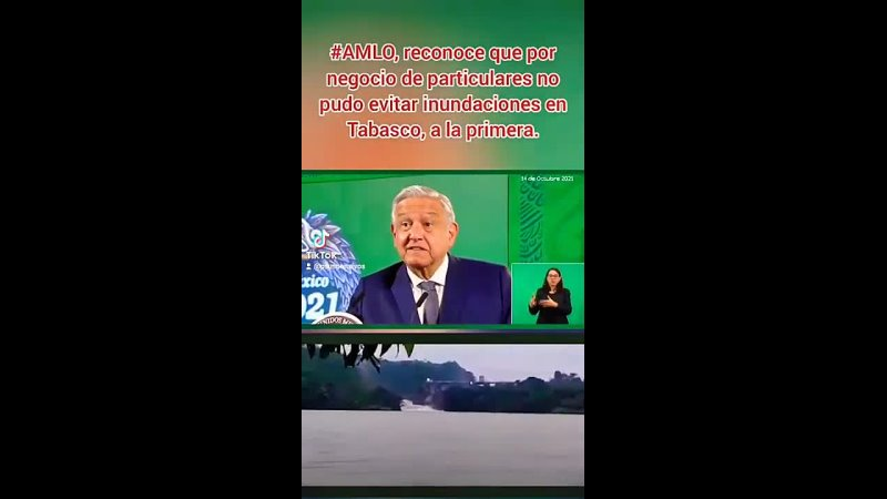 Eso es rapiña es pillaje es vandalismo oficial AndrésManuelLópezObrador 720P HD mp4