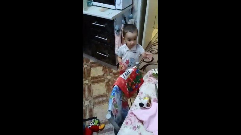 Видео от Рената Мурунова