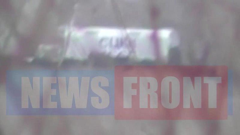 ВСУ и СЦКК Украины кадры которые я показываю впервые