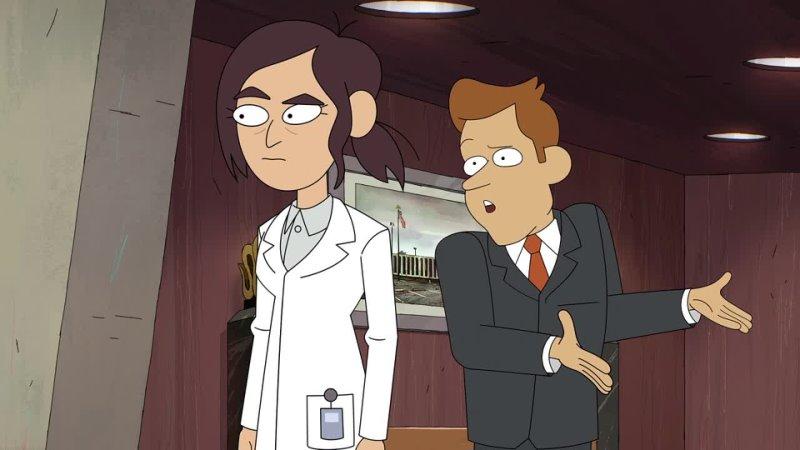 Корпорация Заговор 2 серия 1 сезон