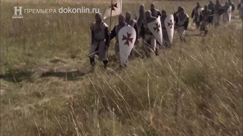 Охотники за потерянными реликвиями 2 сезон 01 серия Первый крестовый поход