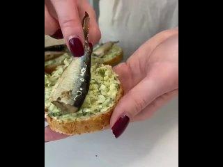 «советские» бутерброды