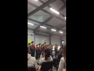 Уральские спасатели выступили с песней «Любимка».Н...