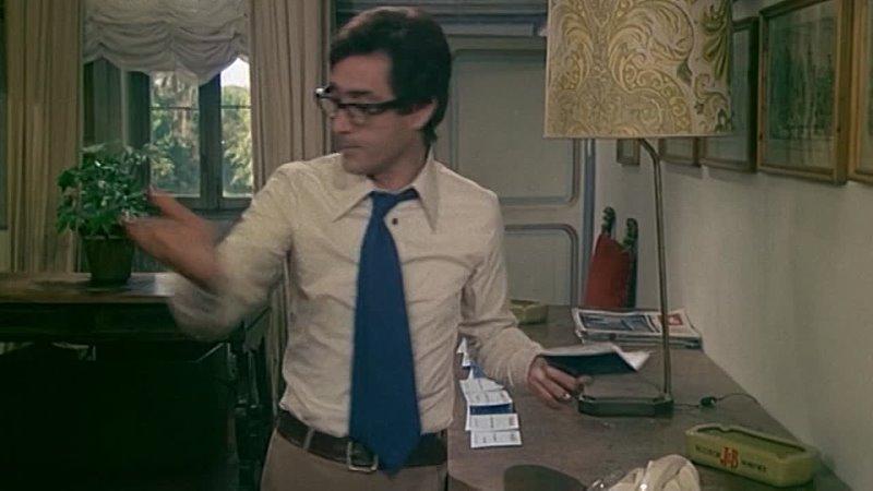 Глория Гвида в фильме Хозяйка гостиницы Комедия эротика Италия 1976
