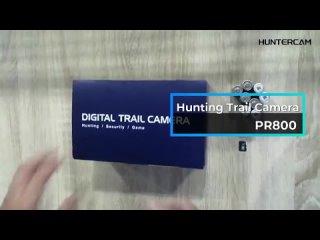 Hunting Trail Camera with 20MP 1080P PR800 HUNTERCAM