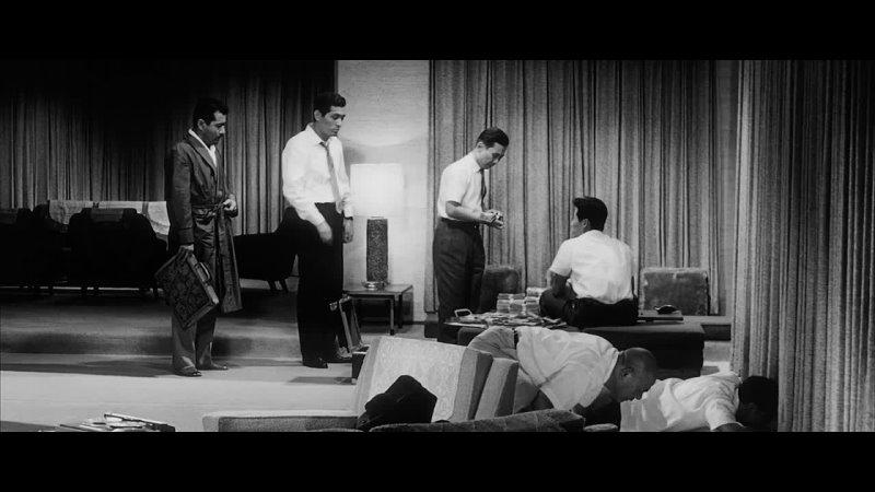 Céu e Inferno Tengoku to jigoku 1963 Akira Kurosawa Japão