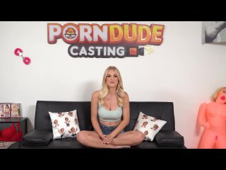 Jazlyn Ray - PornDudeCasting [All Sex, Hardcore, Blowjob, Gonzo]