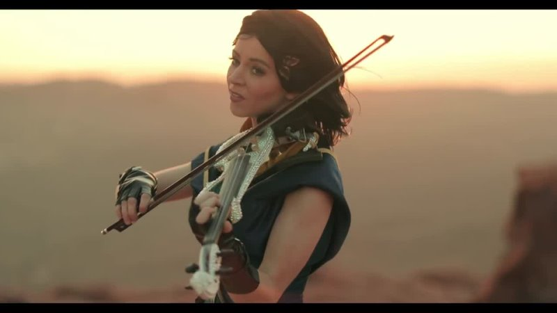 658 Lindsey Stirling Flame Of Hope Tales of Arise Релиз 14 10 2021 Classical Сrossover