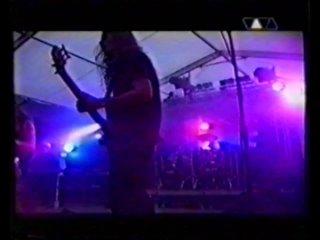 Bark at the moon - black metal compilation 2001