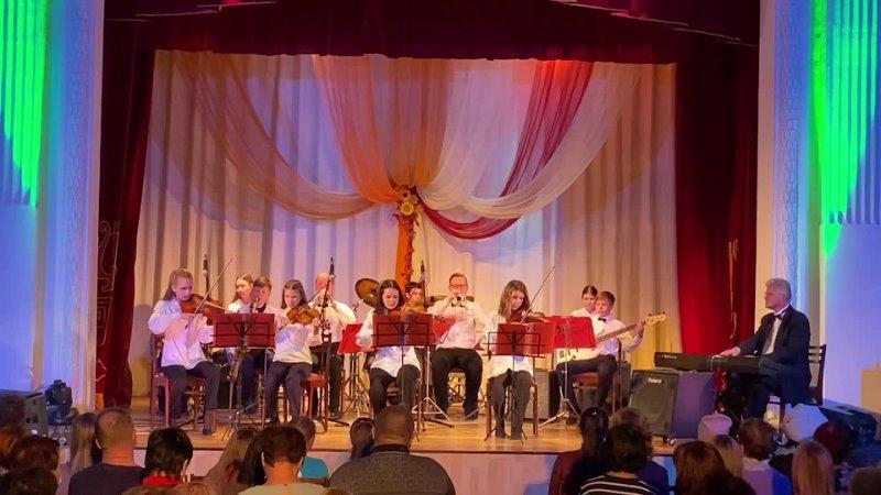 Мелодия из к ф Долгая дорога в дюнах Раймонд Паулс исполняет оркестр Глория г Лесной