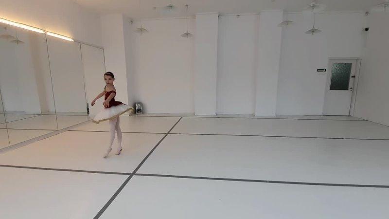 N 137 Tamara Pawlowska Classic Dance Olympiad 2021