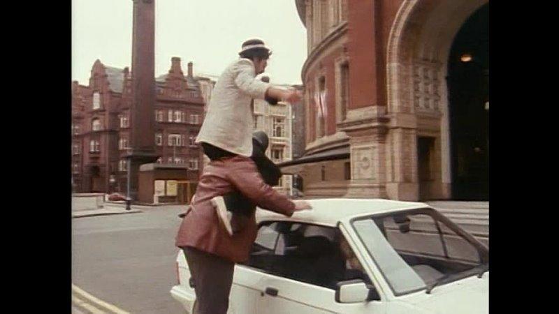 S03e01 Демпси и Мейкпис Dempsey Makepeace The Burning Part 1 1986