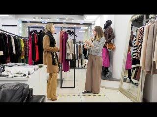 #Интервью со стилистом  ☑ Какая одежда сейчас в мо...