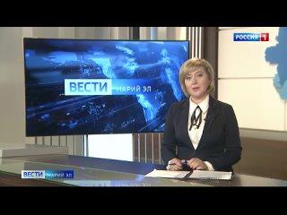 ‼ Новый фонтан появился в посёлке Медведево Респуб...