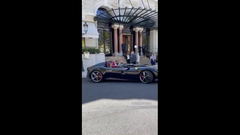 Ferrari Monza Via