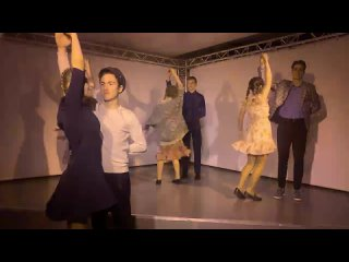 Фестиваль факультетов, выступление ФРНиГМ   2021