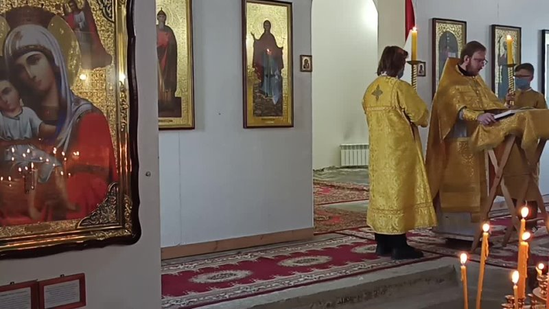 Неделя 17 я по Пятидесятнице Проповедь иеромонаха Германа Чернышева