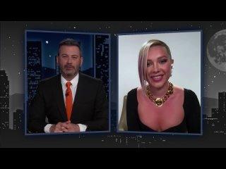 2021 | Интервью Флоренс для телешоу «Jimmy Kimmel Live»