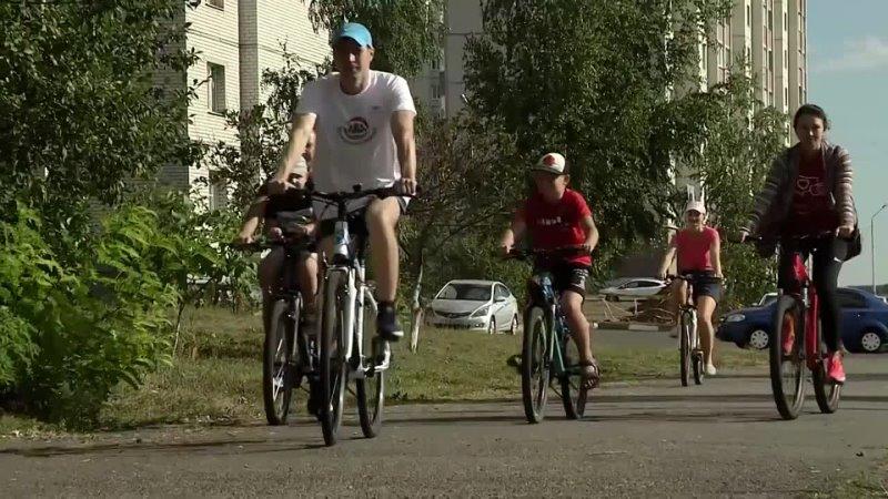 Все на велосипеды Волонтёры Металлоинвеста провели в Губкине экоакцию Чистые маршруты