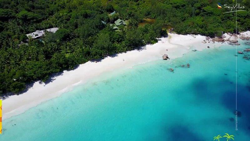Пляж Ансе Лацио о Праслин 📍 Сейшельские острова