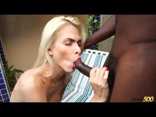 I Kill It TS - Interracial TS Banging with Barbara Perez