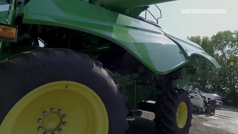 VICE Farmers Are Hacking Their Tractors Because of a Repair Ban