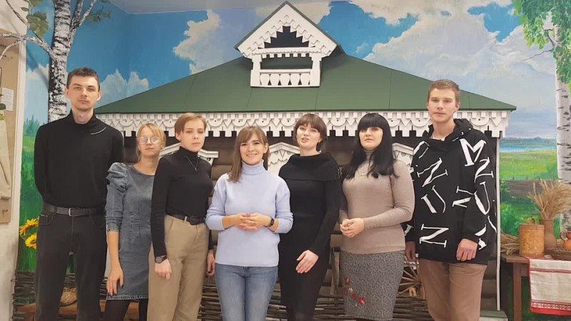 Поздравление коллектива МУ ЦБС г Липецка