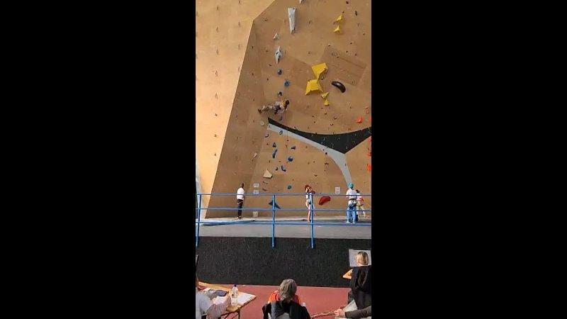 Видео от Скалолазание в Геленджике