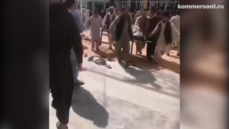 При взрыве в мечети в Афганистане погибли 32 человека