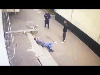 Очередное жестокое разбойное нападение попало в об...