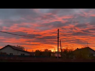 Кто рано встал, тот увидел такой рассвет 👆#уссурийск #ус...