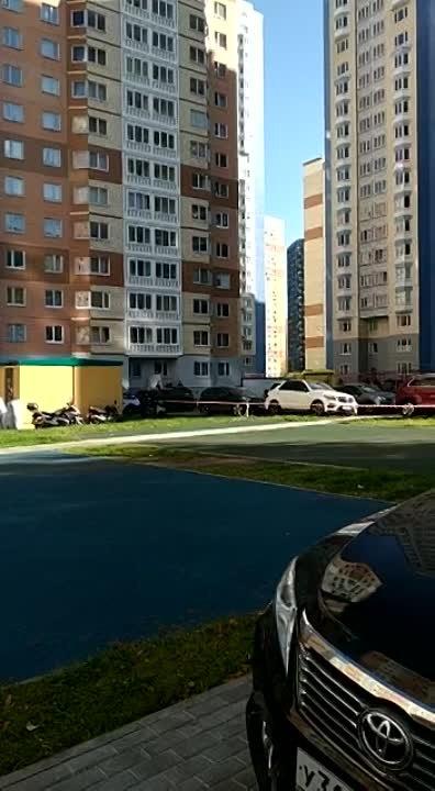 На Левобережной улице женщина выбросилась из окна с двумя сыновьями, 3 лет и 3 месяцев.