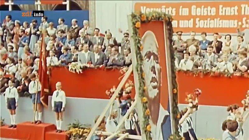 Immer bereit Junge Pioniere in der DDR Doku