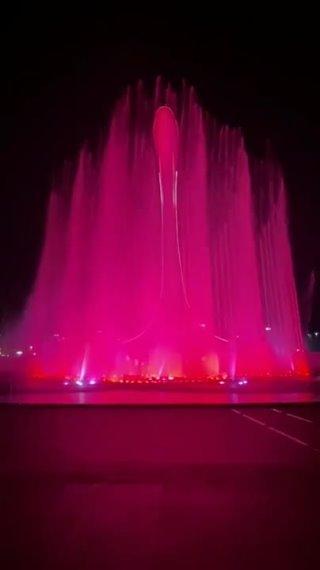 Просто волшебное шоу воды, музыки и света в Олимпийском парке ⛲????  ???? elya__geographer Сочи