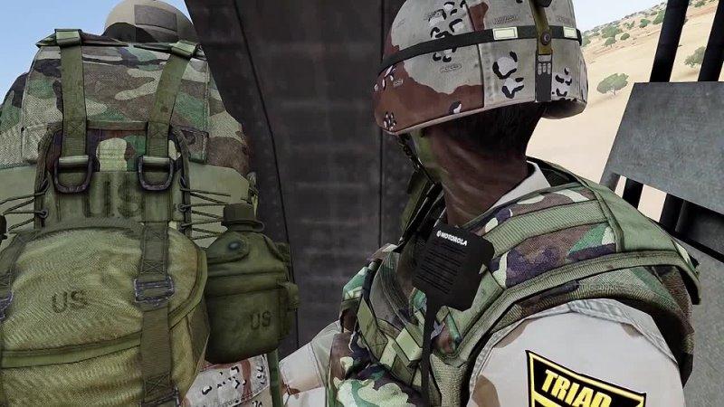 Jumbo Черная смерть Морпехи РФ в тылах НАТО Зрелищные моменты Тушино ARMA 3