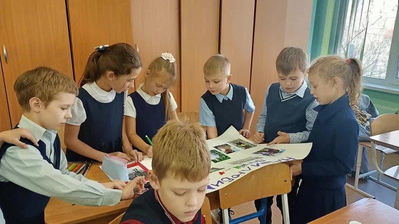 Видео от Школа № 134 Красноярск
