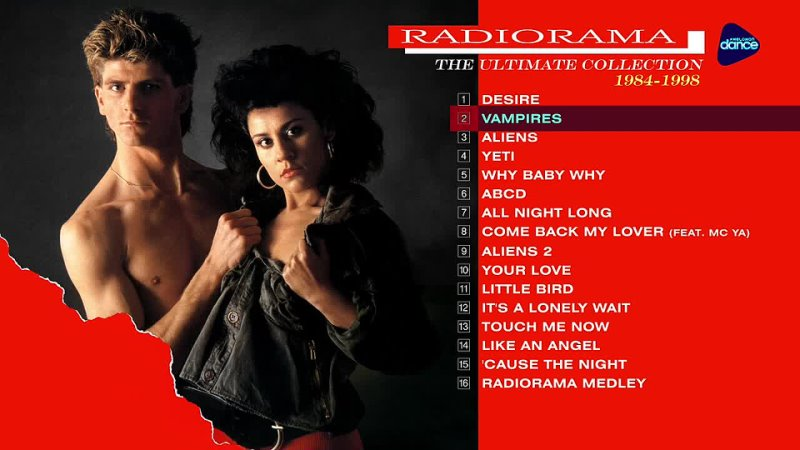 Radiorama The Ultimate Collection 1984 1998 mp4