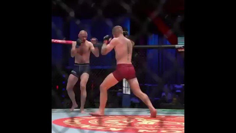 Как парень из Красноармейского района стал бойцом UFC история успеха Вячеслава Борщева