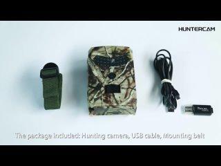 Hunting Trail Camera with 12MP 1080P  PR100 HUNTERCAM