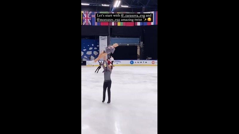 Видео от Евгения Тарасова и Владимир Морозов = OFFICIAL