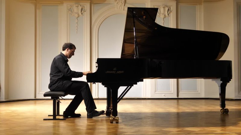 Моцарт Соната c moll 1ч