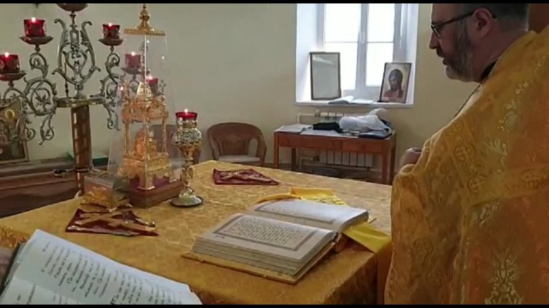 Видео от приход храма св Иоанна Предтечи г Смоленска