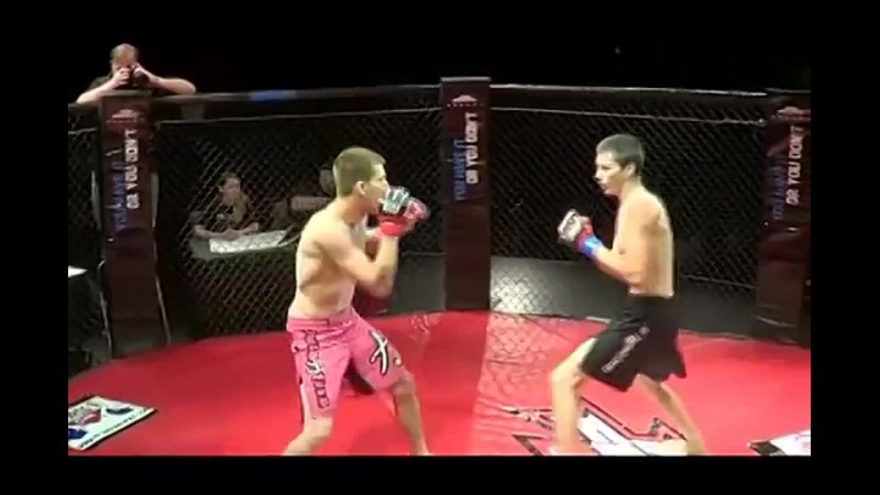 RITC 166 Danny Hilton vs Krys Rueschbeen