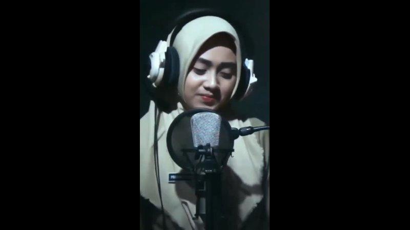 Jagalah Setiamu Sudah Ada Mawar Putih Gadis Berjibab Lagu Dandut