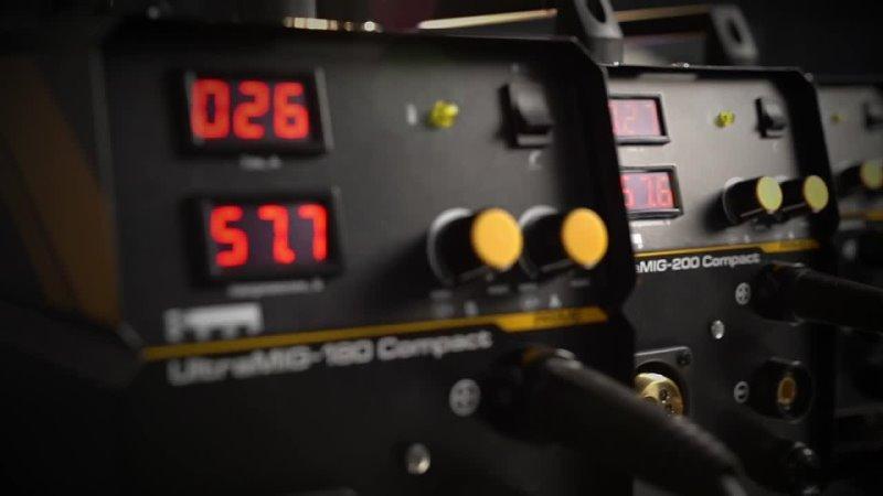 UltraMIG Compact Компактные полуавтоматы