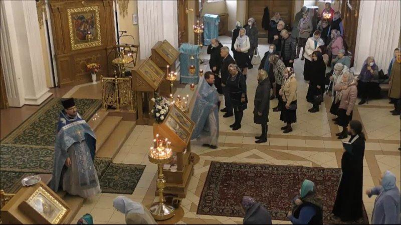 Видео от Собор иконы Божией Матери Неопалимая Купина