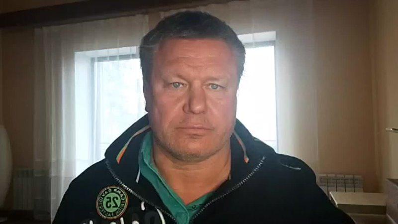 Олег Тактаров о своей мечте