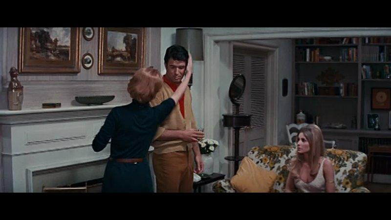 Барбара Паркинс в фильме Долина кукол Драма мелодрама США 1967