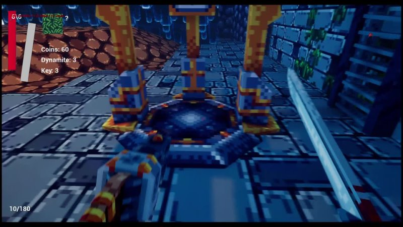 Видео от CrystallPunk Gamedev