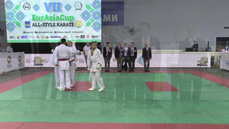 Гала финалы Восток Запад и Сборная России Сборная Мира 2021 VII EurAsiaCup